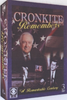 Cronkite Remembers a Remarkable Century, DVD  DVD