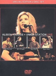 Alison Krauss and Union Station: Live, DVD  DVD