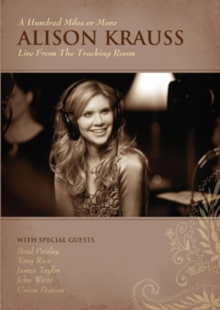 Alison Krauss: A Hundred Miles Or More - Live from The..., DVD  DVD