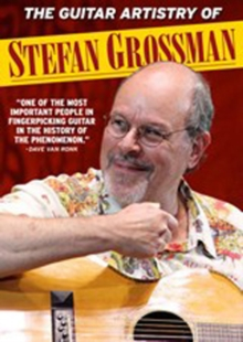 The Guitar Artistry of Stefan Grossman, DVD DVD