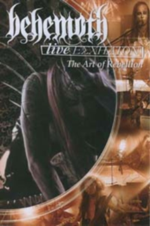 Behemoth: Live Eschaton - The Art of Rebellion, DVD  DVD