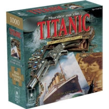 BePuzzled Murder on The Titanic 1000 Piece Mystery Jigsaw Puzzle, General merchandize Book