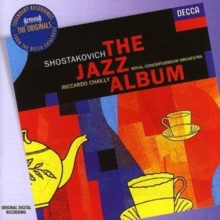 Jazz Album, The (Chailly, Royal Concertgebouw Orchestra), CD / Album Cd