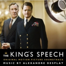 The King's Speech, CD / Album Cd