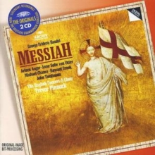 Messiah (Pinnock, the English Concert), CD / Album Cd