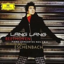 Concertos 1 and 4 (Lang Lang) [cd+dvd], CD / Album Cd