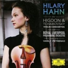Hilary Hahn Plays Higdon & Tchaikovsky Violin Concertos, CD / Album Cd