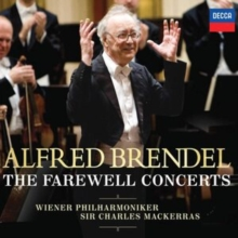 The Farewell Concerts, CD / Album Cd