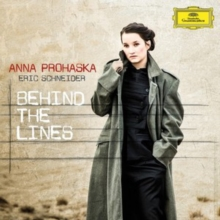 Anna Prohaska: Behind the Lines, CD / Album Cd