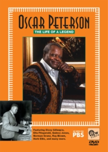 Oscar Peterson: The Life of a Legend, DVD  DVD