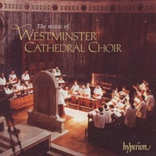 The Music of Westminster Cathedral Choir, CD / Album Cd