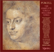 Henry Purcell: The Complete Odes and Welcome Songs, CD / Album Cd