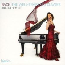 Well-tempered Clavier, The (Hewitt), CD / Album Cd
