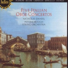 FIVE ITALIAN OBE CONCERTOS, CD / Album Cd