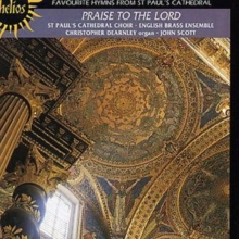 Hymns from St Pauls, CD / Album Cd