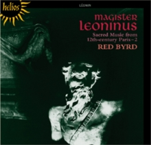Magister Leoninus, CD / Album Cd