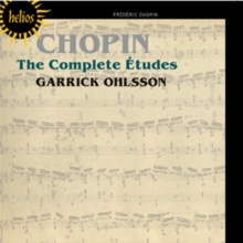 The Complete Etudes, CD / Album Cd