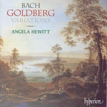 Bach: Goldberg Variations (Angela Hewitt - Piano), CD / Album Cd