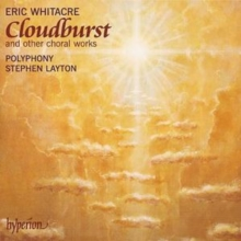 Cloudburst and Other Choral Works (Layton, Polyphony), CD / Album Cd
