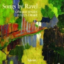 Songs By Ravel, CD / Album Cd