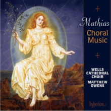 Mathias: Choral Music, CD / Album Cd