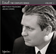 Franz Liszt: The Complete Songs, CD / Album Cd