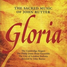 Gloria (Rutter, Cambridge Singers, City of London Sinfonia), CD / Album Cd