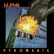 Pyromania, CD / Album Cd