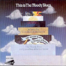 This Is the Moody Blues, CD / Album Cd