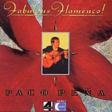 Fabulous Flamenco, CD / Album Cd