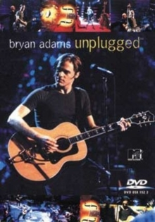 Bryan Adams: Unplugged, DVD  DVD
