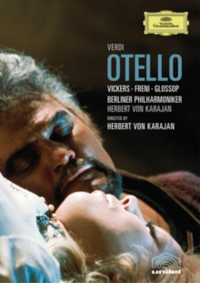 Otello: Berliner Philharmoniker, DVD  DVD