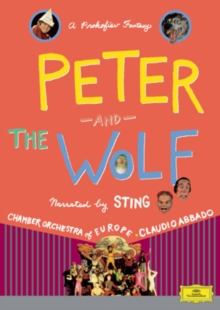 Peter and the Wolf: Narrated By Sting, DVD  DVD