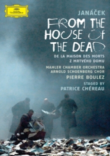From the House of the Dead: Aix-en-Provence (Boulez), DVD  DVD