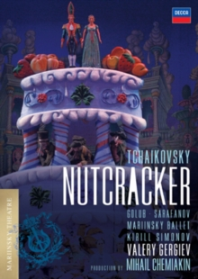 The Nutcracker: Marinsky Theatre (Gergiev), DVD DVD
