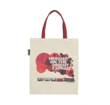 Murder On The Orient Express Tote Bag, Paperback Book