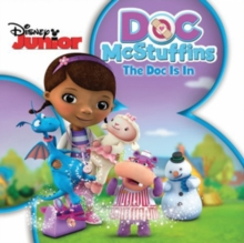 Doc McStuffins: The Doc Is In, CD / Album Cd