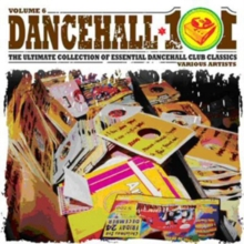 Dancehall 101 Vol. 6, CD / Album Cd