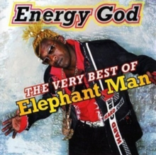 Energy God: The Very Best of Elephant Man, CD / Album with DVD Cd