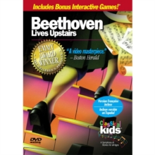 Beethoven Lives Upstairs, DVD  DVD