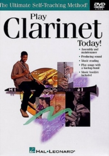 Play Clarinet Today, DVD  DVD