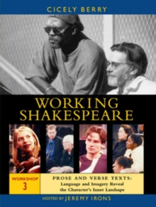 Working Shakespeare: Volume 3 - Prose and Verse Texts, DVD  DVD