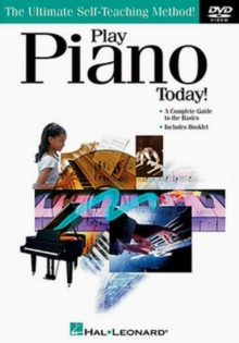 Play Piano Today, DVD  DVD