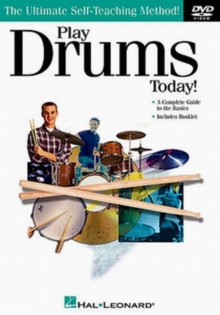 Play Drums Today, DVD  DVD