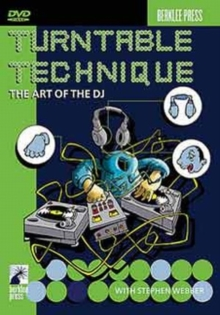 Turntable Technique - The Art of the DJ, DVD  DVD