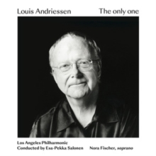 Louis Andriessen: The Only One, CD / Album Cd