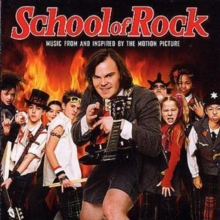 School of Rock: Music from and Inspired By the Motion Picture, CD / Album Cd