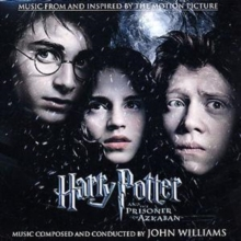 Harry Potter and the Prisoner of Azkaban: Music from and Inspired By the Motion Picture, CD / Album Cd