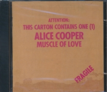 Muscle of Love, CD / Album Cd
