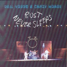 Rust Never Sleeps, CD / Album Cd